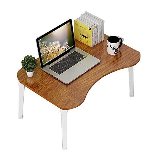Schreibtisch Stuhl Kirsche (BHXUD Bett Faul Klapptisch Einfache Laptop-Schreibtisch Zu Hause Einfache Wirtschaft)