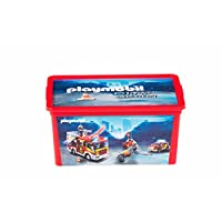 Playmobil - Fire - Storage Box - 12 L, 064745