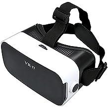 Universal 3d gafas de realidad virtual VR caja móvil helmry Google caja de cartón para teléfono móvil Apple Samsung
