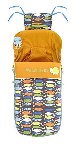 Jané 080485 S29 - Saco para silla de entretiempo, Color Ocean