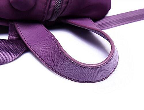 Frauen-Halskette Schultertasche Mode-Tasche Anti-Diebstahl-Tasche Reißverschluss Reisetasche Red