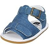 Sandalias de Bebé SMARTLADY Bebé Niño Casual Verano Zapatos Suela Blanda Zapatillas