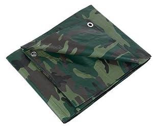 Bâche de camouflage 1,80x3m militaire airsoft paintball protection REF PRBC13018X3