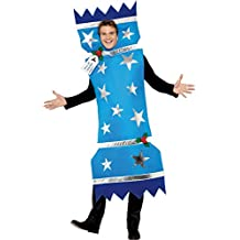 Smiffy's Fancy Dress Adult Christmas Costume - Christmas Cracker (US)