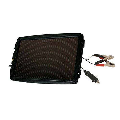 Batterienlader 12v 2.4W Tragbare Solar Autobatterien Sonnenkollektor Batterie Backup Charger z.b Auto Boote Wohnwagen vieles mehr - Solar-power-auto-batterie-ladegerät