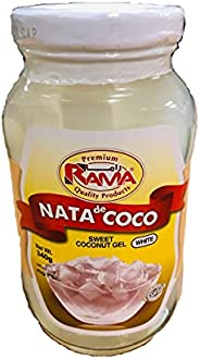 Rama White Coconut Gel Nata De Coco, 340g - Pack of 1