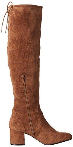 Another Pair of Shoes Damen Lynne1 Langschaft Stiefel Braun (COGNAC1606)