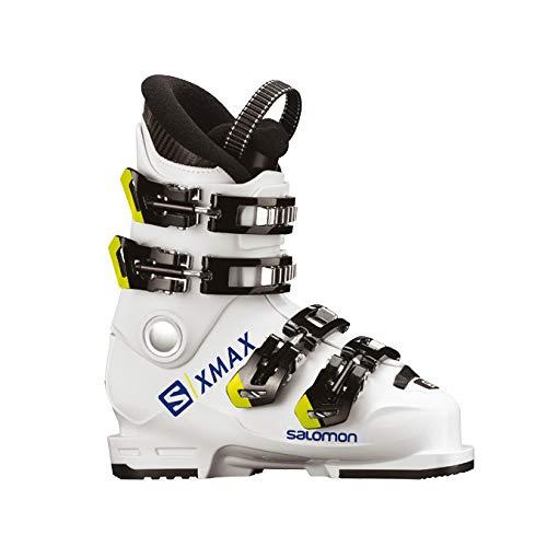 Salomon Kinder Skischuhe weiß 21