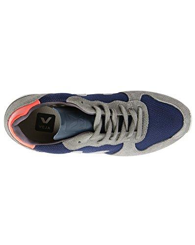 Veja - Holiday Low, Sneaker Uomo Blu (bleu (nautico Gris / Gris Oxford))