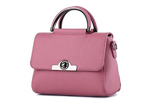 XibeiTrade - Borsa Ragazza donna Dark Pink