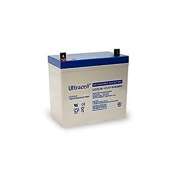 Batterie gel 12V 75Ah