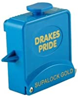 Drakes Pride Supalock Gold 9ft String Bowls Measure plus Calipers
