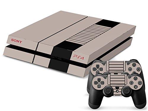 Sony PS4 Playstation 4 Skin Design Foils Aufkleber, gebraucht gebraucht kaufen  Wird an jeden Ort in Deutschland