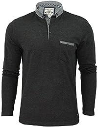 Brave Soul 'Hera' T-shirt/ Polo à manches longues - Homme