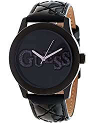 Guess Quilty Armbanduhr fr Sie Farbiges Gehuse