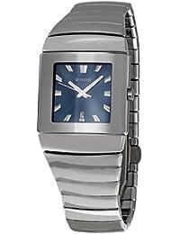 Reloj Rado Sintra para Hombre en cerámica Gris Esfera Azul R1343212 7bf6cf796b639