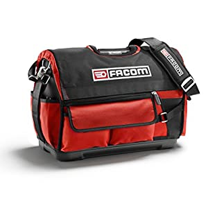 FACOM BS.T20PG – Bolsa para herramientas de 20″ con asa de aluminio