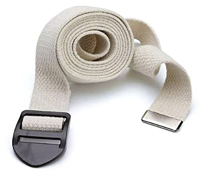 SISSEL Yoga-Small Props Belt mit Clip, nude