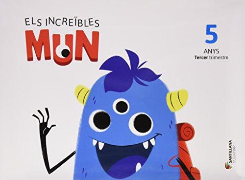 MUN 5 ANYS 3 TRIM - 9788490587454