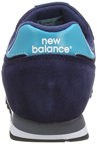 New Balance WL373 B, Baskets mode femme Bleu (Sng Navy)