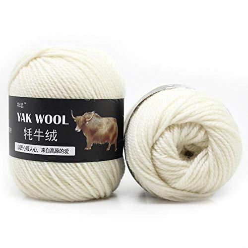 Hilo ganchillo,10PCS DIY Chunky Hilado lana color