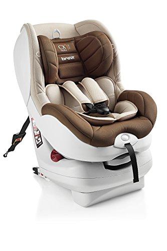 Preisvergleich Produktbild Brevi 526CX TT Isofix Gruppe 1(9–18) Kindersitz, braun