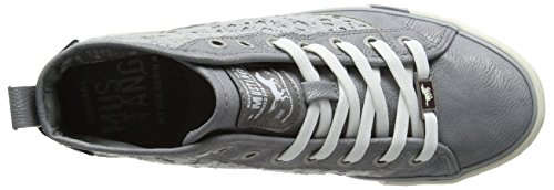 Mustang 1146-507-2, Scarpe da Ginnastica Alte Donna Grigio (2 Grau)