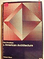 New Directions In American Architecture