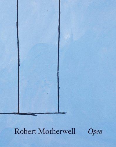 Robert Motherwell: Open by Robert Saltonstall Mattison (2009-10-01)