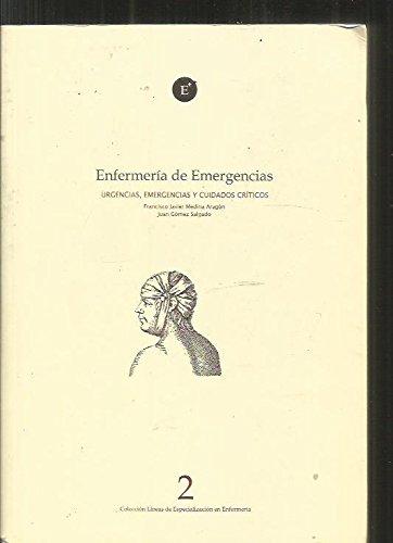 Enfermería de urgencias, emergencias y cuidados críticos: Enfermería en emergencias, módulo II