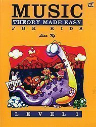 Music Theory Made Easy for Kids, Level 1 (Made Easy (Alfred)) by Ng, Lina published by Alfred Publishing Co., Inc. (2010)