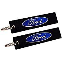 Ford llavero doble cara (1 pieza)