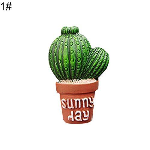 qhtongliuhewu - Deodorante per Auto, a Forma di Cactus, Pane, Pomodoro