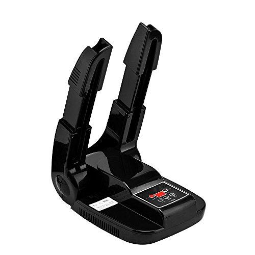 LNIDEAS 200 W Elettrico asciuga Scarpe e Stivali Smart Pieghevole e Asciugatura Regolabile asciugatore per Scarpe, Stivali, Guant