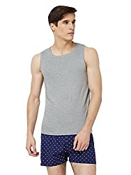 Hammock Mens Sleeveless Top - Grey (X-Large) (H01N41D63XL)