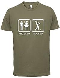 Problem gelöst - Golf - Herren T-Shirt - 13 Farben