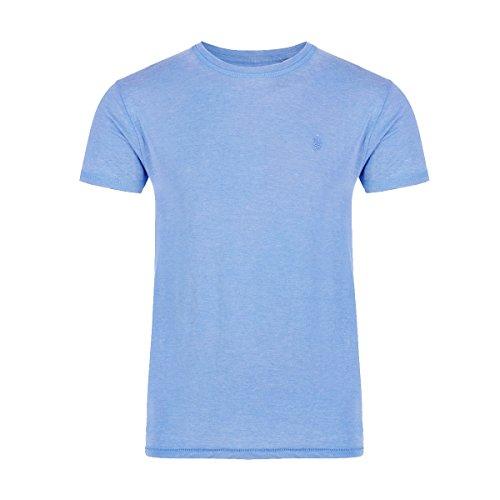 Soulstar Jungen T-Shirt Gr. 11-12 Jahre, blau -