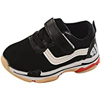 PAOLIAN Verano Zapatos Para Bebé Para Niña y Niños Rejilla Zapatos de Niñito Antideslizante Breathable Alfabeto Casual Calzado de Deportes Mocasines Aire Libre y Deporte De 6 Meses 12 Meses 2T 2.5T 3T
