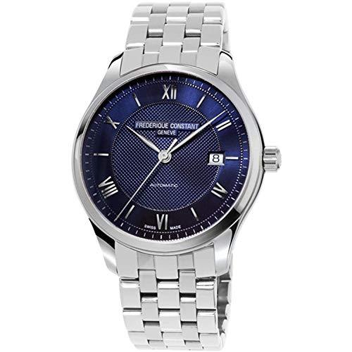 Frederique Constant Men's Classics 40mm Automatic Blue Dial Watch FC-303MN5B6B