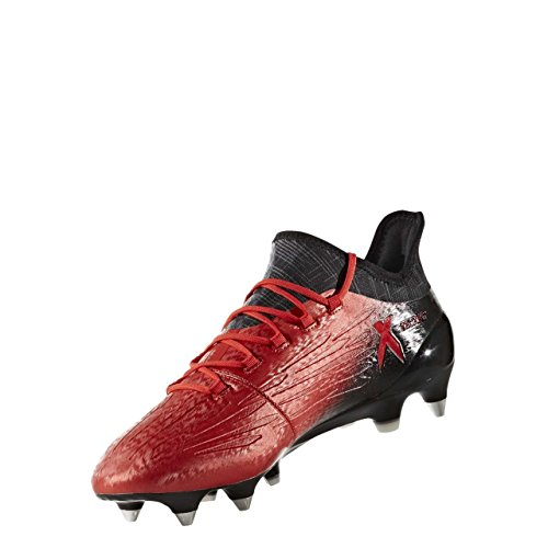 adidas X 16.1 Sg, Chaussures de foot homme Rouge (Rojo/ftwbla/negbas)