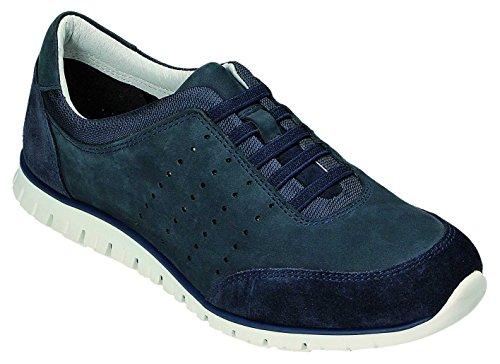 klondike-scarpe-stringate-donna-blu-blau-blu-blau-41-eu
