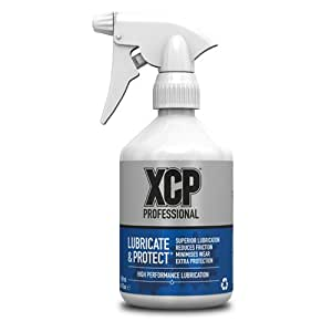 XCP Lubricate & Protect - High Performance Lubricant Spray 500ml Trigger Bottle
