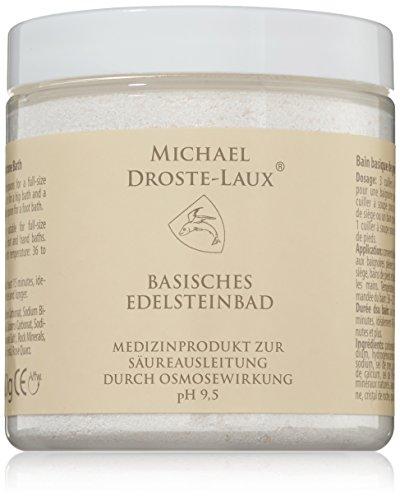 Michael Droste-Laux Naturkosmetik basisches Edelsteinbad, 300 g