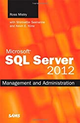 SQL Server 2012 Management and Administration