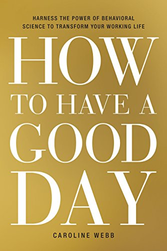 How to Have a Good Day /Anglais