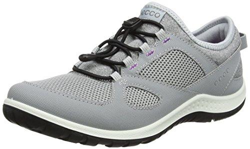 Ecco Terrawalk, Zapatos de Low Rise Senderismo para Mujer, Marrón (Camel/Cocoa Brown), 37 EU Ecco