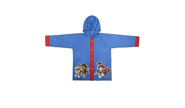 828ebecad0bd2 Veste de Pluie Pat Patrouille 6 Ans imperméable Parka Disney garçon:  Amazon.fr: Vêtements et accessoires