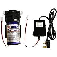 Finerfilters E-Chen 100GPD - Bomba de osmosis inversa