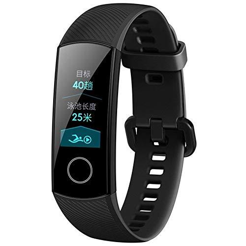 Preisvergleich Produktbild FGG Huawei Honor Band 4 Smart-Armband-Touchscreen Bluetooth-Herzfrequenzmonitor