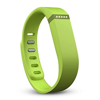 Fitbit Flex - Pulsera de actividad y sueño inalámbrica, tamaño S-L (con indicador led y podómetro)